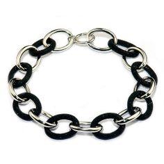 Pesavento Polvere di Sogni Sterling Silver & Black Dust Necklace