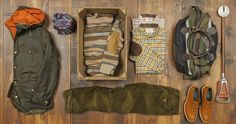 Men's Heritage Collection by Barbour