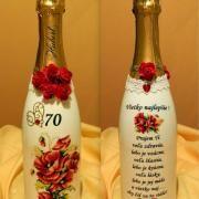 Narodeninové šampanské Bottles, Home Decor, Decoration Home, Room Decor, Home Interior Design, Home Decoration, Interior Design