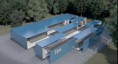 Converged NYC: IBM launches new modular data center product | Datacenter
