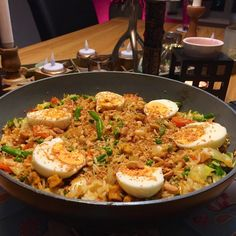 Vegan Diner, Gado Gado, Vegetarian Recepies, Pillsbury Recipes, One Pot Dishes, Asian Recipes, Ethnic Recipes, Indonesian Food, No Cook Meals