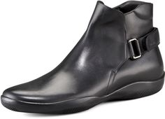 Prada Pull-On Boot with Strap
