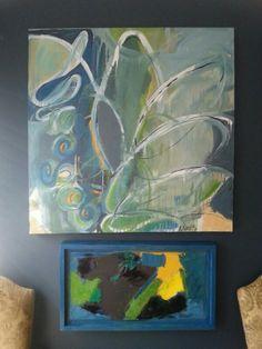 Oil on canvas, Fauxshiggidy LLC Amy Rikhoff