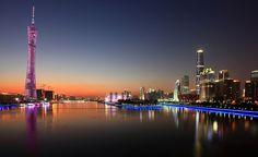 Onde Ficar em Guangzhou na China #viagem #viajar