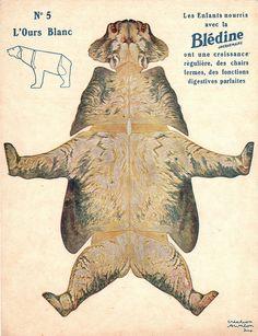 bledine ours blanc by pilllpat (agence eureka), via Flickr