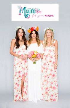 You guys caught Monday's post, sharing the ultra cute bridal shower of Show Me Your Mumu co-founder, Cologne Schmidt, yeah? If so, then you're all caught up + in the know about how everyone's fave Los Angeles-based gypset label has just launched a super gorgeous line of stunning bohemian dresses for bridesmaids – and the bride! The brand new collection just […]