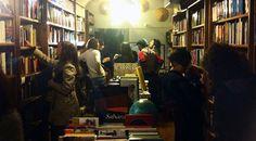 Libreria del viaggiatore, il viaggio continua   The spouter inn