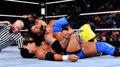 WWE.com: The Usos vs. The Prime Time Players: photos #WWE