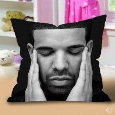Drizzy Drake Aubrey Graham Pillow Cases
