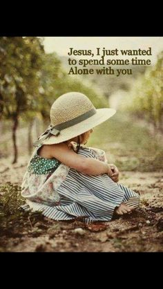. . .and I know you make time to spend alone with me, too! You make me feel special. I hope you feel special because I love you so!