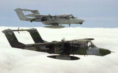 The Amazing OV-10 Bronco Was Never Allowed To Meet Its Full Potential