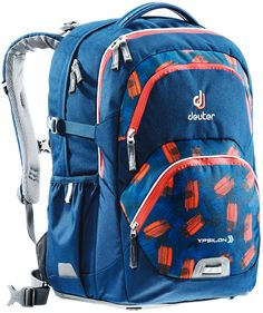Deuter School Ypsilon Schulrucksack midnight brush-midnight