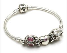 Pandora Inspiration: Hearts & Pink