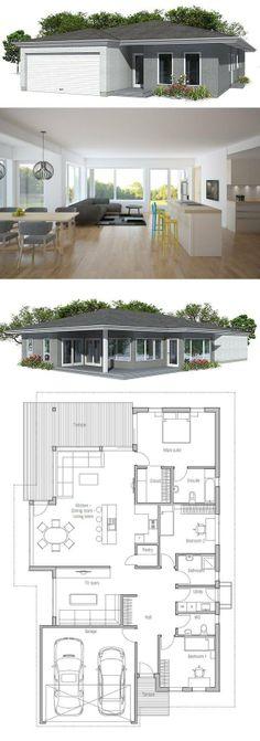 House Plan OZ74