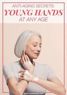 Antiaging Secrets: Here's everything you need to know about the skin in your hands and how to preserve their youthful look. We will also look at ways of turning back the clock and rejuvenating your hard working hands - Get rid of hand wrinkles. Good Morning Sister, Working Hands, About Hair, Glowing Skin, Hair Loss, Beauty Hacks, Beauty Tips, Skin Care Tips, Anti Aging