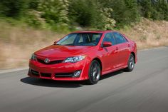 Great HOLLYWOOD CA Toyota Debuted The Six Model Grades Of The MY 2012 Camry And  Camry Hybrid. The Four Cylinder Camry Boasts An EPA Estimated 25 Mpg City  35 Mpg ...