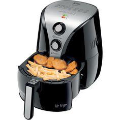 Receitas com Fritadeira Air Fryer