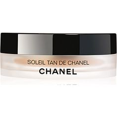 CHANEL SOLEIL TAN DE CHANEL Bronzing Make–Up Base - all over face lightly (if got tan!) - then put on animalier bronze on cheeks/temples, then Estee lauder pure color blush in pink kiss - great holiday tan look