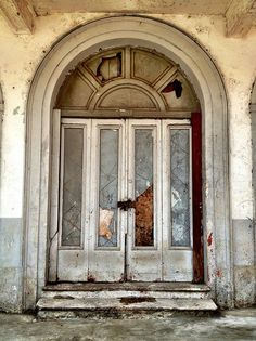 Old door casco viejo