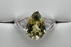 4.51 Ct. Zultanite® .15 Ct. Diamond Ring 14k Solid Gold NWT Natural Sz 7 RL0030