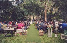 Casamento rústico de Riachos de Itaipava Festas | Foto 38