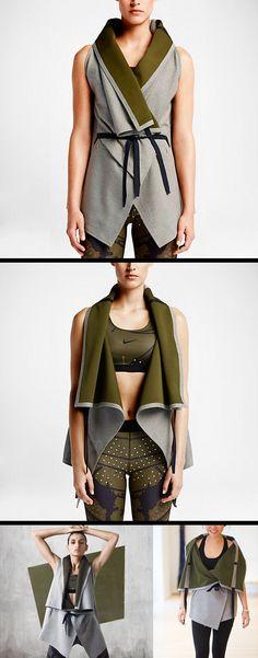 Nike Lab - Johanna F. Schneider http://www.99wtf.net/young-style/urban-style/mens-denim-shirt-urban-fashion-2016/