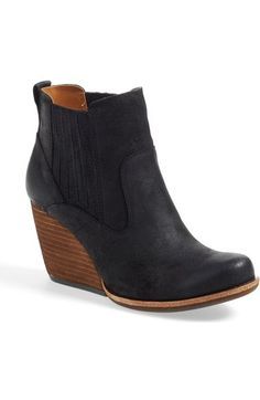 5125521119f6 Kork-Ease®  Verdelet  Wedge Bootie (Women) available at  Nordstrom