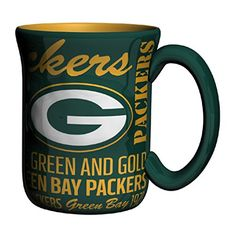 NFL Green Bay Packers Sculpted Spirit Mug 17ounce -- Be sure to check out this awesome product.