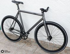 Fixie - Leader Bike Kagero
