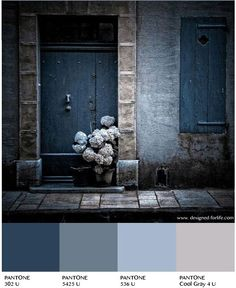 Love this color palette!  #realestate #realtor