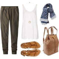 """""""airplane outfit 1"""" by michelleschienle on Polyvore"""