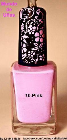 10. Pink