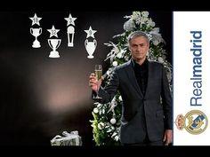 Sergio Ramos José Mourinho: Feliz Año Nuevo!