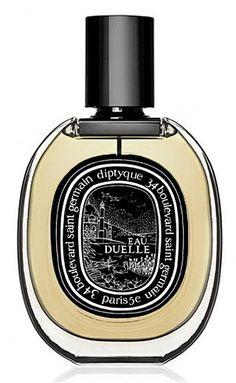 Eau Duelle - Eau de Parfum Eau de Parfum by Diptyque | Pink peppercorn, juniper berry, cardamom, cypress, frankincense, calamus, Black ceylan tea, cistus, Bourbon vanilla, vanilla pod, vetyver, cypriol, ambroxin
