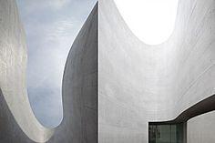 Mimesis Museum by Álvaro Siza