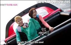 We Got Married 2013 ♥ Taemin & Naeun♥Episode 2