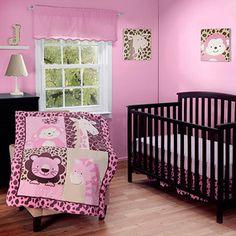 Baby Boom Jungle Friends Crib Bedding 3-Piece Set - Value Bundle