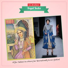 It seems the Mughals have put huge influence on the Indian dressing style. Empress Mumtaz Mahal, consort of Shah Jahan, was the epitome of beauty just like her mother-in law Nur Jehan. The beautiful Empress was well aware of her fashion sensibilities, that is evident from her numerous paintings that stand witness to her dressing sense.   (Image copyrights belong to their respective owners)