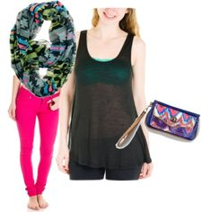 """Tribal Cuteness"" by monica-macedo on Polyvore"