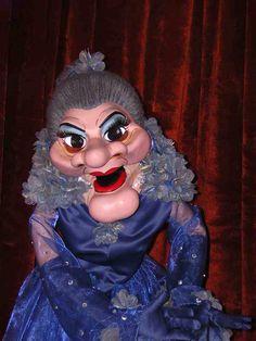 Puppet madam