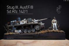 MMZ - Stug III Ausf. F/8 sd. kfz. 142/1 (dragon 9013)