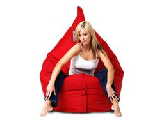 The classic Sumo Lounge Omni beanbag is available in 10 colors and can be shaped into 10 awesome positions!! Check it out for just $149 with Free shipping!!!