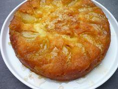 Gâteau aux pommes façon tatin