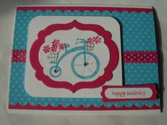 Moving Forward by nanato4 - Cards and Paper Crafts at Splitcoaststampers