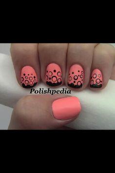 Ring nail art