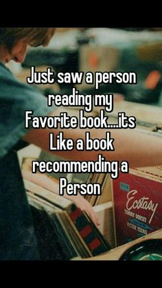 Just saw a person reading my Favorite book.its Like a book recommending a Person ( if i see you reading anne of green gables, imma say hi lol) I Love Books, Good Books, Books To Read, My Books, Quotes On Reading Books, Reading Meme, Good Book Quotes, Funny Book Quotes, Funny Reading Quotes