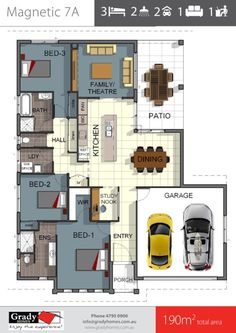 Caprice 1 Home Floorplan Design Download Brochure Property