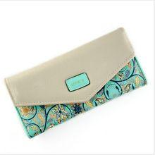 Slavné značky Designer Luxury dlouhé Walet Dámské peněženky Dámské Bag Ladies Money mince Women Peněženka Carteras Cuzdan (Čína (pevninská část))