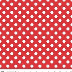 Riley Blake Designs: C3523-RED