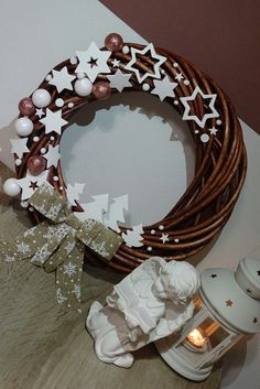 Christmas Wreath for Door